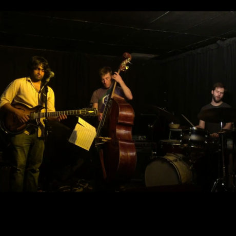 Pravin Thompson Trio (Medallion/Oh Well) @Resonance Cafe
